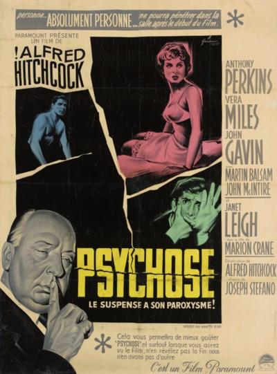Psycho  Psychose