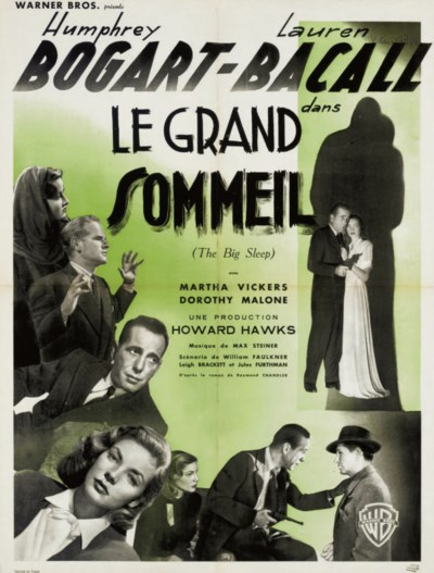 The Big Sleep  Le Grand Sommei