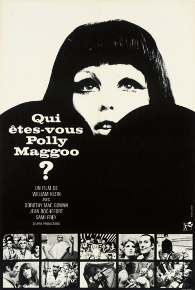 Qui Êtes-Vous, Polly Maggoo?