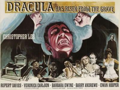 Dracula Has Risen From The Gra