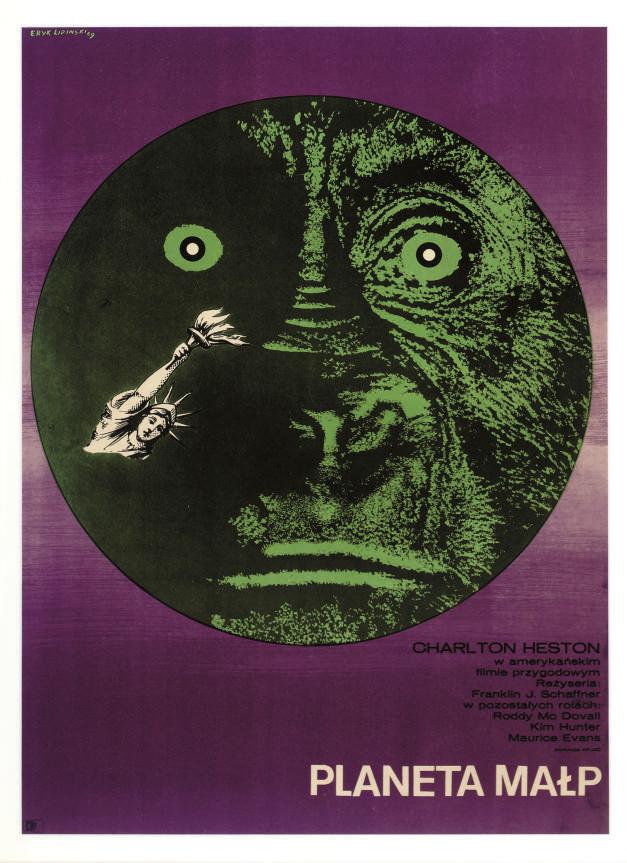 Planet Of The Apes  Planeta Ma
