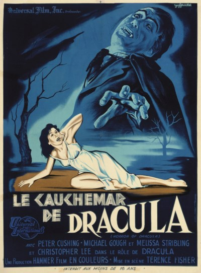 Dracula  Le Cauchemar De Dracu