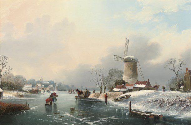 A. J. F. De Groote (Dutch, 189