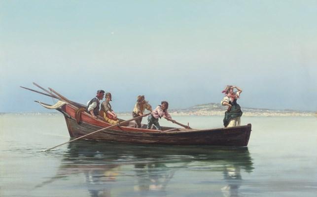 Pietro Gabrini (Italian, 1856-