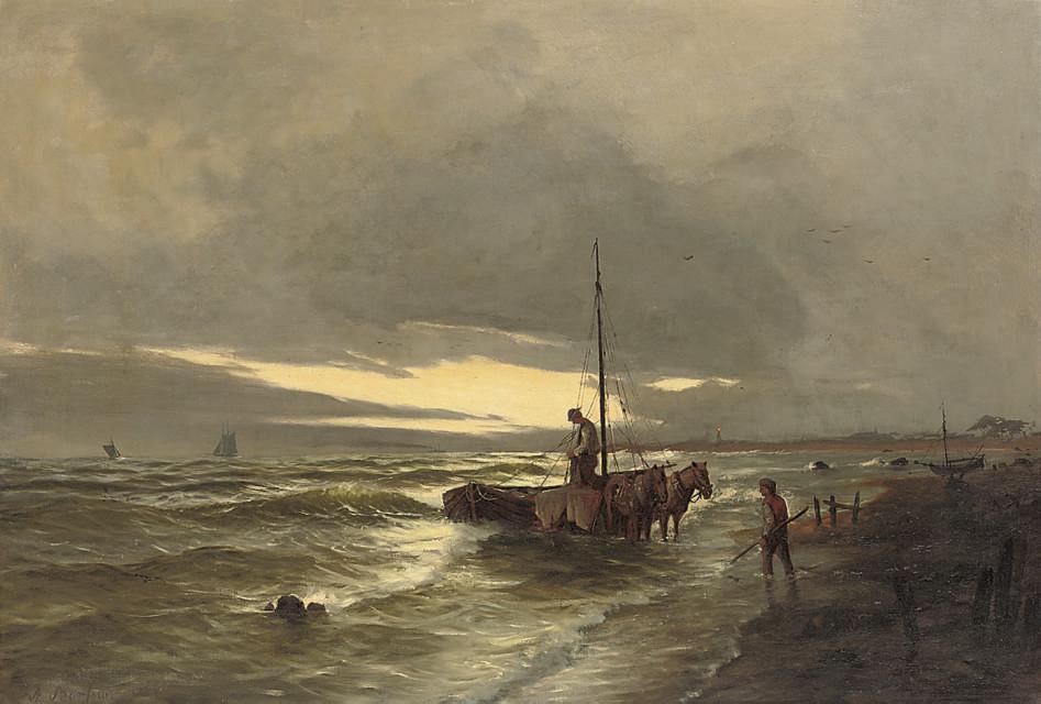Alexander Nikolaus Borsow, Lat
