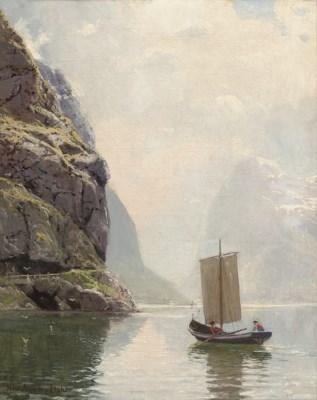 Hans Andreas Dahl (Norwegian,