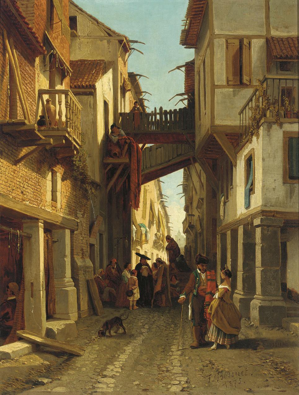 Calle de Carno, Toledo