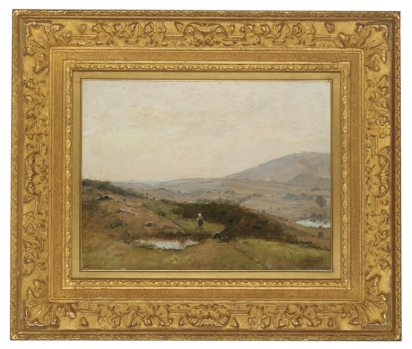 Louis-Aime Japy (Swiss, 1840-1