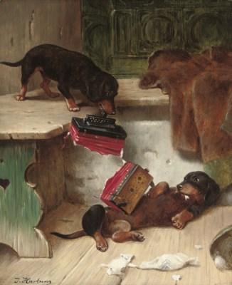 Carl Reichert (Austrian, 1836-