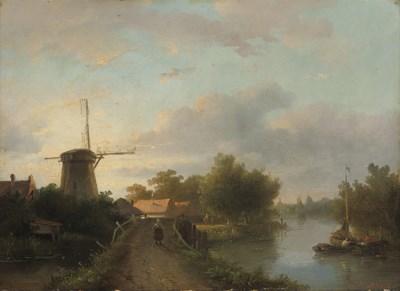 Hermanus Koekkoek Jr (Dutch 18