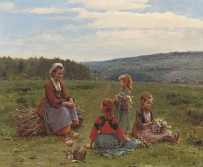 César Pattein (French, 1850-19