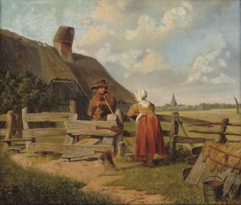Carlo Wostry (ITALIAN, 1865-19