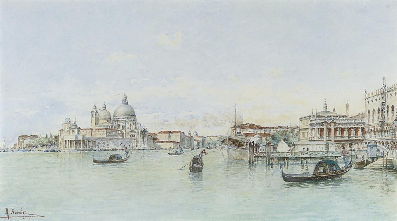 Rafael Senet (Spanish, 1856-19