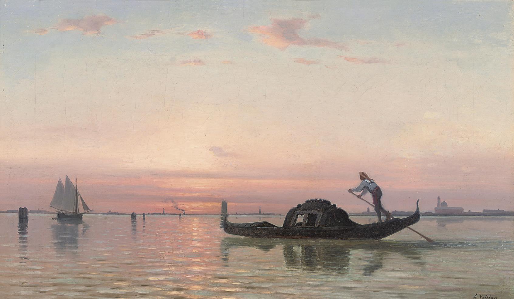 Auguste Louis Veillon (SWISS,
