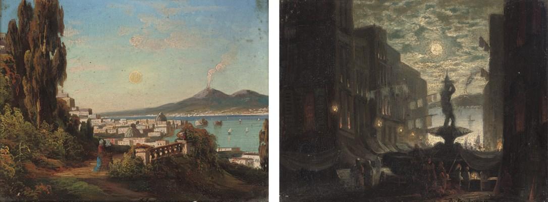 Neapolitan School, 19th Centur