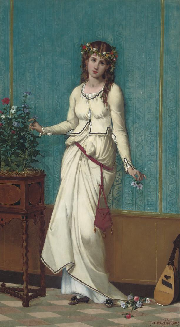 James Bertrand (French, 1823-1