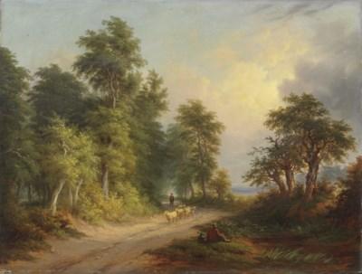 John Anthony Puller (1821-1867