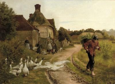 William Weekes (1856-1909)