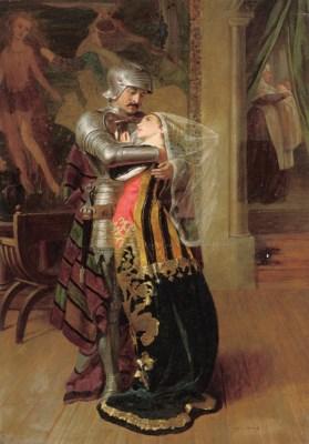 Valentine Walter Bromley (1848