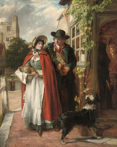 John Callcott Horsley, R.A. (1