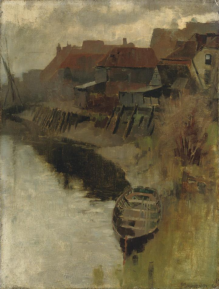 Frank Brangwyn, R.A. (1867-195