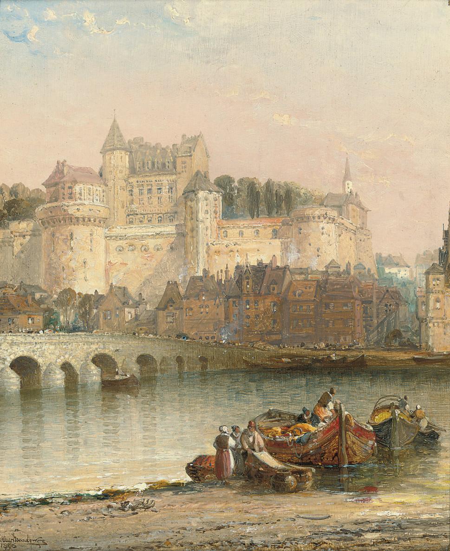 Château Amboise on the Loire