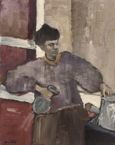 Geoffrey Tibble (1909-1952)