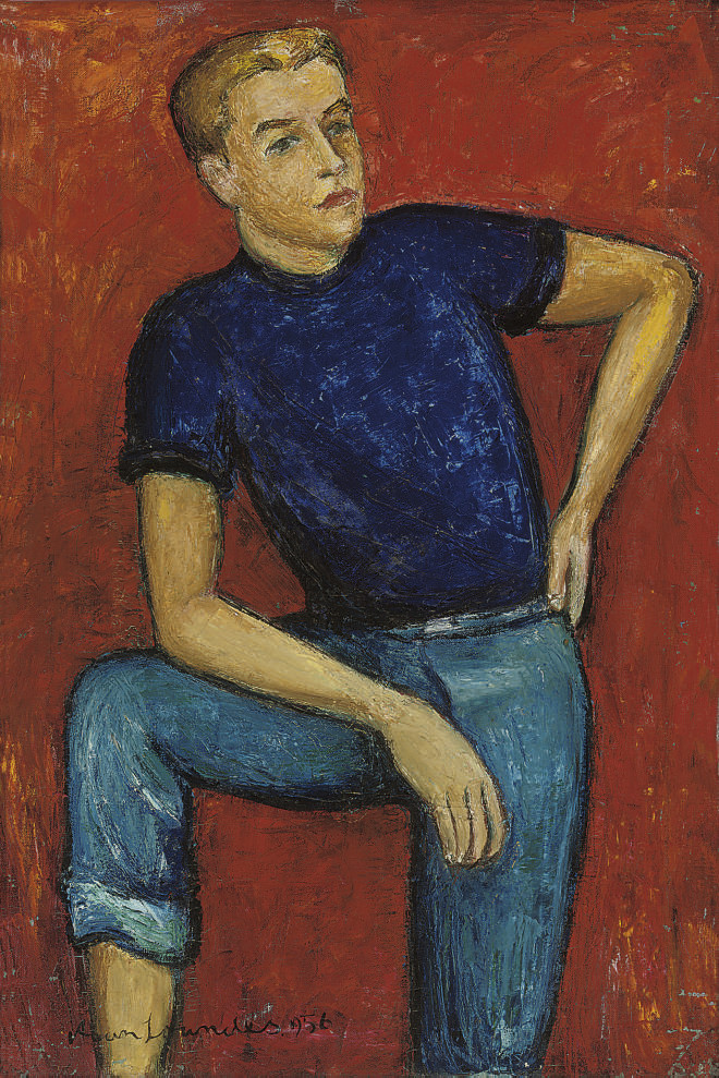 Portrait of John Milne