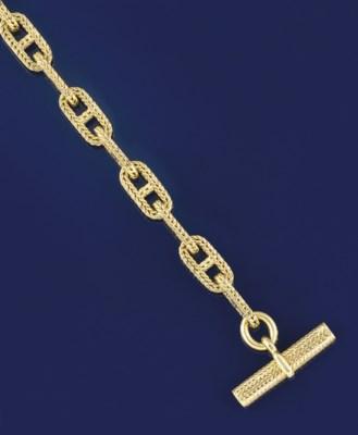 A bracelet, by Hermes