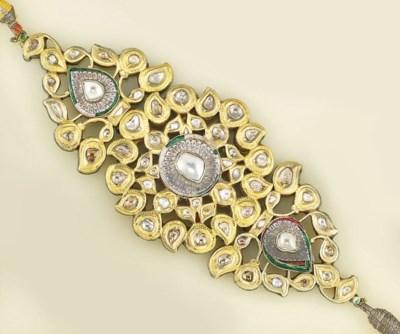 A 19TH CENTURY INDIAN DIAMOND