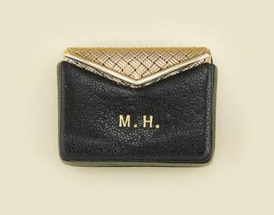 A purse watch, by Tiffany & Co