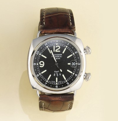 A stainless steel automatic du