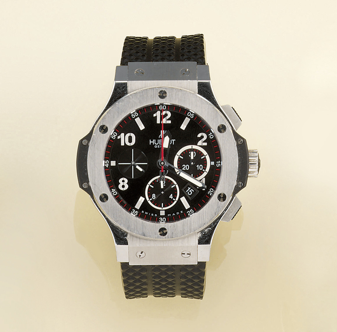 A stainless steel automatic ch