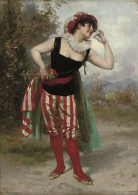 EMILE-ANTOINE BAYARD (FRENCH,