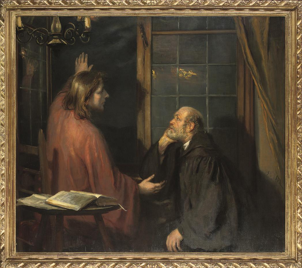 Fritz Von Uhde (German, 1848-1