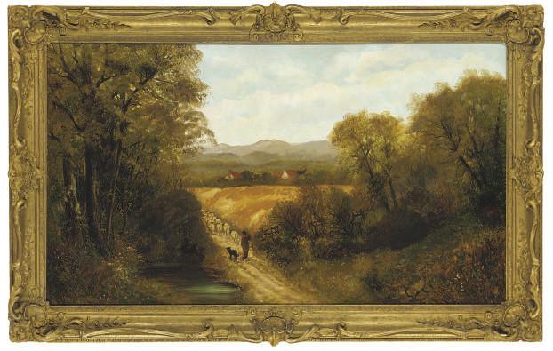 J. Williamson, 19th Century