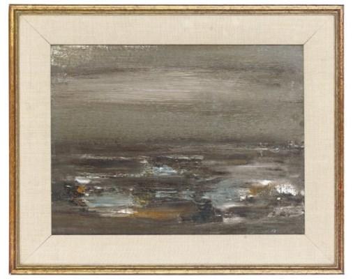 Noel Sheridan (IRISH, b.1936)