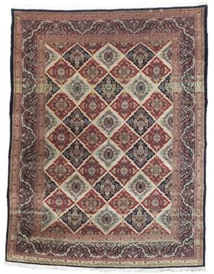 A fine Kirmanshah carpet