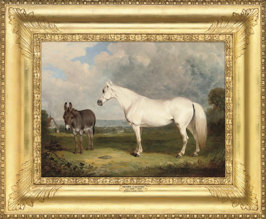 William Lamb's mare