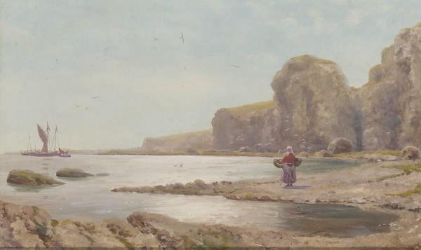 James Mahoney (Irish, 1810-187