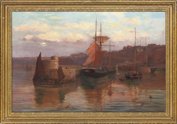 Arthur Wilde Parsons (1854-193
