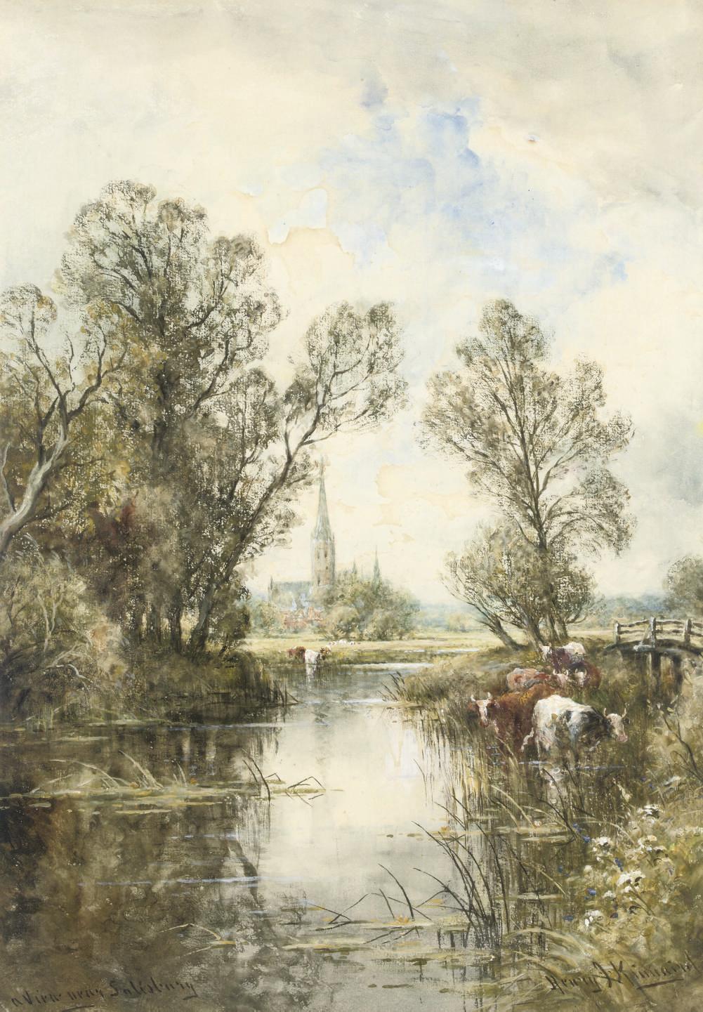 Henry John Kinnaird (c.1880-19