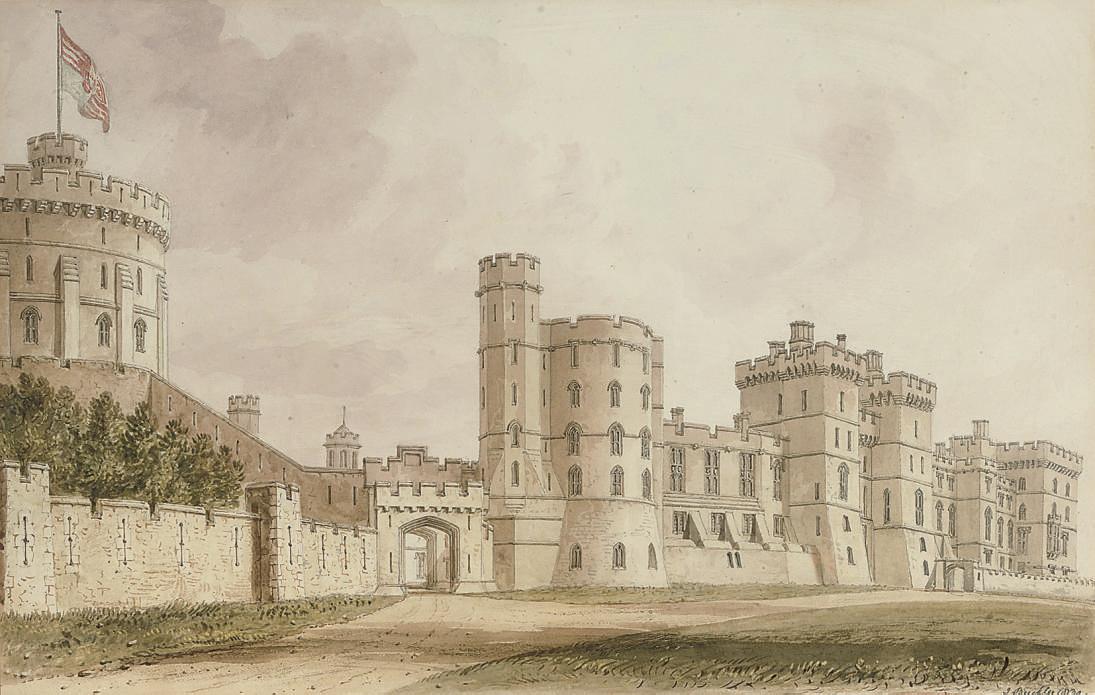 John Buckler, F.S.A. (1770-185