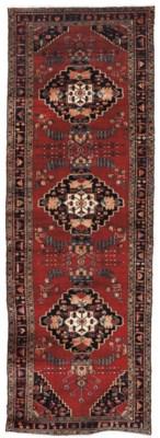 A long West Persian kelleh