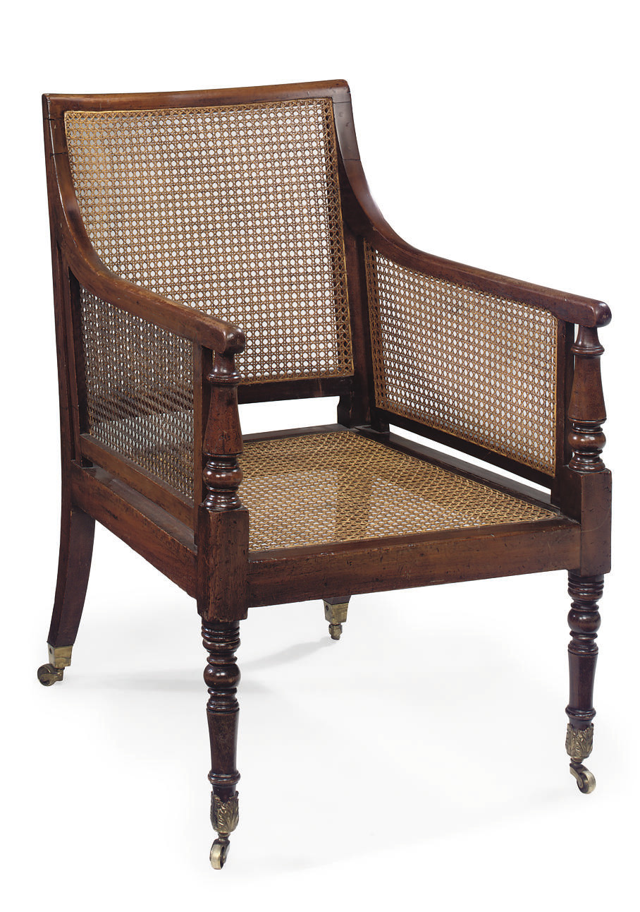 A REGENCY AND LATER, MAHOGANY