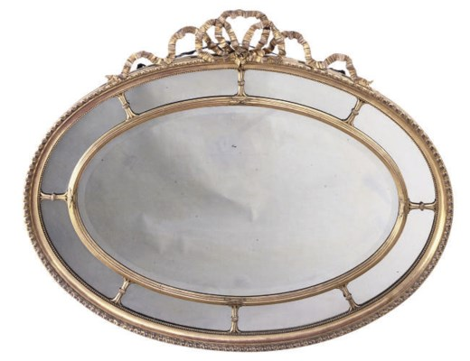 AN EDWARDIAN GILTWOOD COMPOSIT