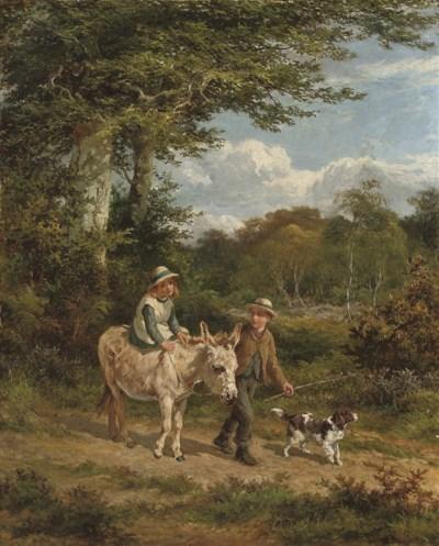 Edward Holmes, R.B.A. (1841-18