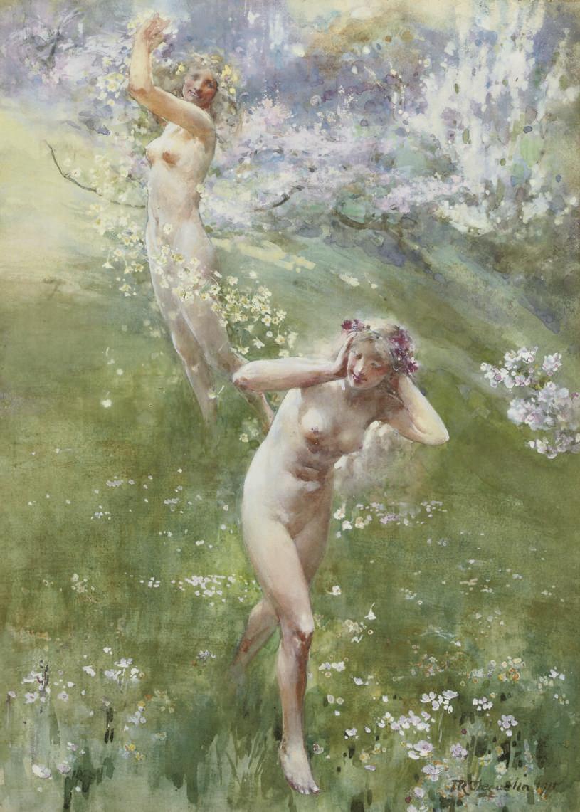 Gladsome Spring