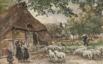 Karl Rodeck (German, 1841-1909