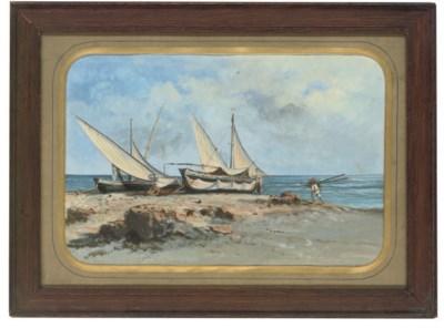 E. Paoletti (Italian, 19th Cen